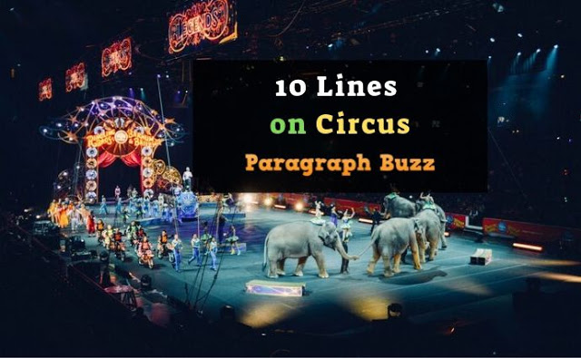 10 Lines on Circus