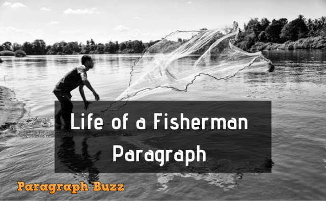 The Life of a Fisherman: Paragraph