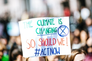 Dialogue between Two Friends about Climate Change