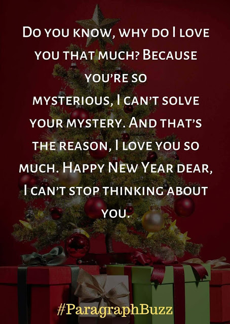 New Year Wishes and Messages for Girlfriend