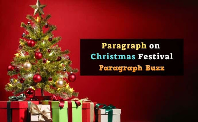 Paragraph on Christmas Festival