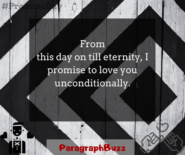 Happy Promise Day Quotes for Husband